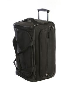 The Cellini Xpress carry-on Trolley Duffle which is available in Black, Blue and Olive, offers easy access to travel essentials. The versatility of this piece makes it the perfect travel companion. Duffle Bags, Carry On Luggage, Travel Essentials, Accessories, Hand Carry Luggage, Travel Necessities, Travel Accessories