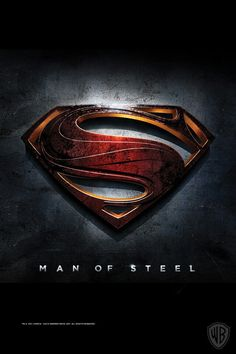 Man of Steel #Superman