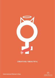Brand Design & Development Agency In Delhi, India Happy International Women's Day, Brand Management, Advertising Agency, Design Development, Equality, Branding Design, India, Beautiful, Branding