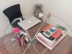 "studyingforonce: "" 15th November, 2015 - Cleaned my study space and now my head is much clearer! Time to get some modern and maths done! """