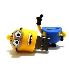 Minion USB Flash Drive (8GB)