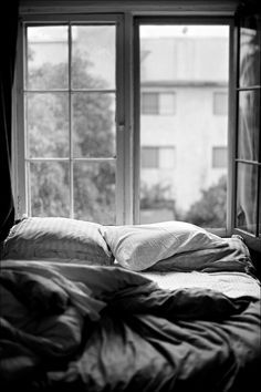 While relaxing in my room the shadows resemble the frame of the window. Morning Bed, Morning Light, Sunday Morning, Cozy Nook, Cozy Bed, Unmade Bed, Bedroom Windows, Stay In Bed, Through The Window