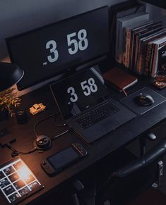 We've compiled the best office desk setup ideas, ergonomic desk setups, and gaming setup for you, featuring the best ergonomic mouse and keyboards! All images were sourced. Computer Desk Setup, Gaming Room Setup, Pc Setup, Home Office Setup, Home Office Space, Home Office Design, Office Desk, Best Ergonomic Mouse, Workspace Inspiration