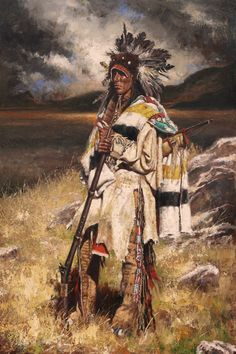 The Conquest Of Native American Nations on the Carribean Islands, North and South America in the video documentary 500 Nations Native American Paintings, Native American Pictures, Native American Women, Native American Artists, American Indian Art, Native American History, Indian Paintings, American Indians, Westerns