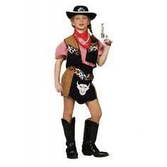 Buffalo Cowgirl Pakje Meisjes