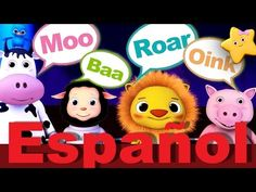 Canciones infantiles en español de Little Baby Bum