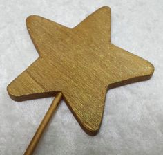 Gold Wooden Wand Party Favor by TeatotsPartyPlanning on Etsy
