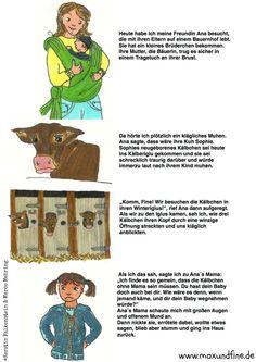 Zu Besuch #kinderbuch #vegan