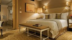 Grand One-Bedroom Suite | Four Seasons Hotel London at Park Lane