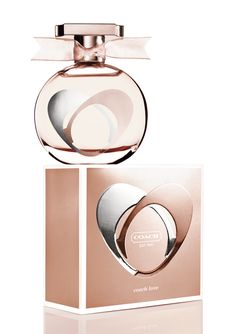 New fragrance by Coach called Love <3