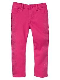 Toddler Girls' Jeans: boot-cut, wide leg, straight, skinny, embroidered jeans at babyGap   Gap