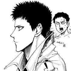 Zombie Man, One Punch Man Manga, Hottest Anime Characters, Final Fantasy Xv, Digital Art Tutorial, Anime People, Hot Anime Guys, Saitama, Character Development