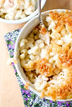 Lobster Mac n Cheese: 1 lb cavatappi or elbow macaroni; stick unsalted butter; 1/2 C flour; 4 C milk; 12 oz Gruyere cheese, grated (4 cups); 8 oz extra-sharp Cheddar, grated (2 cups); 1 tsp Kosher salt; 1/2 tsp freshly ground black pepper; 1/4 tsp nutmeg; 1 1/2 lbs cooked lobster meat; 1 C Panko bread crumbs.