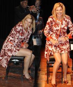 Poll: Een korte rok bij prinses Maxima is niet koninklijk | ModekoninginMaxima.nl
