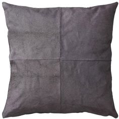 Lene Bjerre Fay Cushion (270 CAD) ❤ liked on Polyvore featuring home, home decor, throw pillows, grey, gray home decor, grey throw pillows, square throw pillows, grey accent pillows and grey home decor
