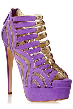 #Stunning Women Shoes #Shoes Addict #Beautiful High Heels #Wonderful Shoes #Shoe Porn    Brian Atwood