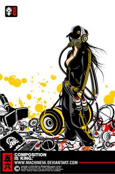 Black is back. by *machine56 on deviantART