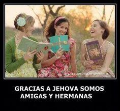 Dentro del pueblo de Jehová podemos encontrar amistades entrañables.