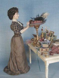 cindy gates miniature dolls