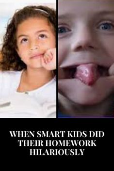 When Smart Kids Did Their Homework Hilariously Craft App, Funny Jokes, Hilarious, New Pins, Kids And Parenting, Homework, Family Photography, June, Facts