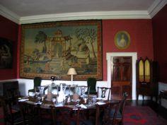 Leixlip Castle Dining Room