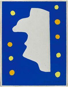 Henri Matisse, Monsieur Loyal, 1943 | Plate III - Jazz (1947)