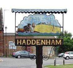 Haddenham,  Cambridgeshire.