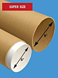 QUIKRETE 48-in Concrete Tube Form (Common: 10-in; Actual: 9.5-in ...