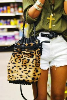 Leopard bag | My Fash Avenue
