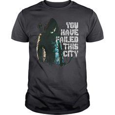 Arrow - You Have Failed This City