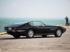 carversed:  1972 Maserati Ghibli SS 4.9