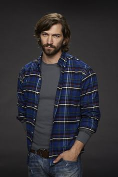 """""""He's not really technically a lumberjack, but he's still technically really fucking hot."""" (my comment: not sure it gets much better than this...)"""