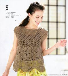 Fabulous Crochet a Little Black Crochet Dress Ideas. Georgeous Crochet a Little Black Crochet Dress Ideas. Crochet Bodycon Dresses, Black Crochet Dress, Crochet Shirt, Knit Crochet, Crochet Shell Stitch, Beautiful Crochet, Crochet Designs, Crochet Clothes, Blouse Designs