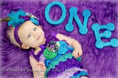 3 Pcs Petti Lace Romper PEACOCK1st by AllAboutCouture on Etsy, $37.95