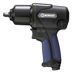 Kobalt 3/8-in Drive 275 ft-lbs Mechanics Air Impact Driver Wrench Tool #Kobalt