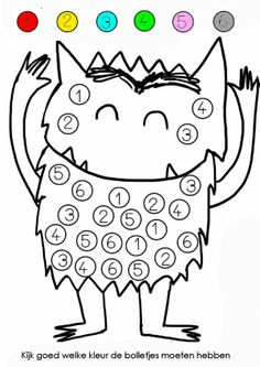 Monster Activities, Emotions Activities, Monster Crafts, Color Activities, Activities For Kids, Therapy Worksheets, Therapy Activities, Coloring Sheets, Coloring Pages