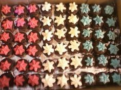 of July Cupcakes Cupcake Cakes, Cupcakes, Yummy Treats, 4th Of July, Recipes, Food, Decor, Decoration, Decorating
