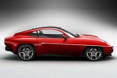 Alfa Romeo Disco Volante 2012   by Carrozeria Touring Superleggera