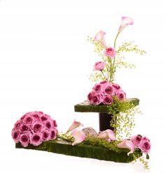 Funeral Flower Arrangements, Funeral Flowers, Altar, Floral Wreath, Crown, Wreaths, Floral Designs, Frame, Projects