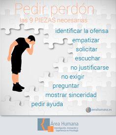Pedir Perdón Y Saber Perdonar Por Qué Es Tan Difícil área Humana Psicologa Emocional Temas De Psicologia Psicologia Y Psiquiatria