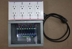 This plug-and-play rig will make it easy to control high-voltage outputs from a low-voltage Arduino.