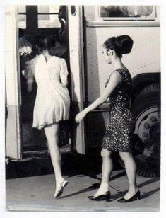 Девушки СССР - история в фотографиях