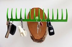 You'll never lose your keys with nifty trick.