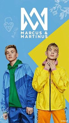 Marcus and Martinus wallpaper insta: M Wallpaper, Tumblr Wallpaper, Love Twins, Make You Believe, Cute Boys, Singers, Handsome, Celebrities, Nails