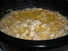 Quick Paleo Dinners - Crock Pot Chicken