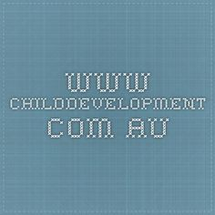 www.childdevelopment.com.au