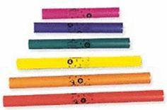 BOOMWHACKERS Pentatonic Scale - The Pentatonic Scale is the most successful scale for children to experiment with - let their imagination soar with this set! These durable, lightweight plastic tubes are perfectly tuned to different musical notes, which are clearly marked. Whack almost anything, like a table, a chair, the floor, your leg, the side of your shoe...whatever!