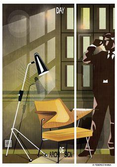 Galeria - ARCHIDESIGN: Estórias do design por Federico Babina - 7
