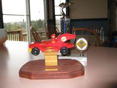 N's Flash II Racer for Scouts 2008