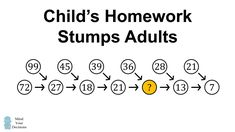 A Simple Puzzle Stumps Many Adults. Can You Solve It?